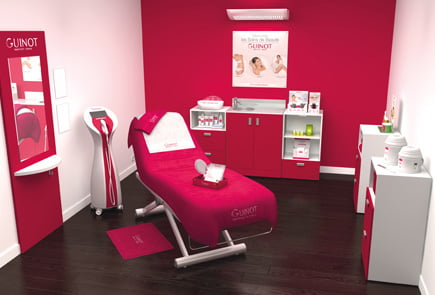 Guinot Malaysia - The Treatment Room